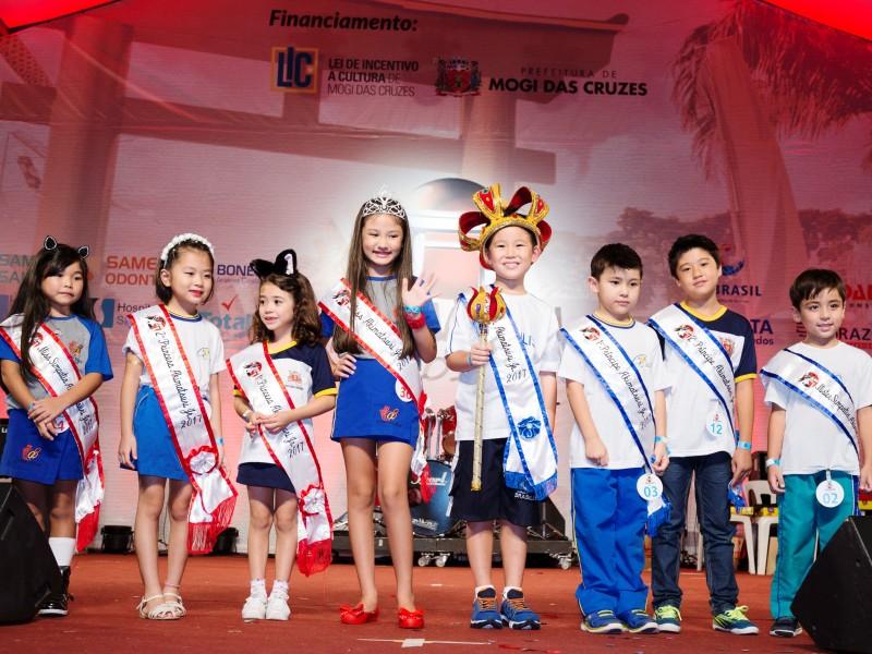 Img: 14º Concurso Miss e Mister Akimatsuri Júnior está