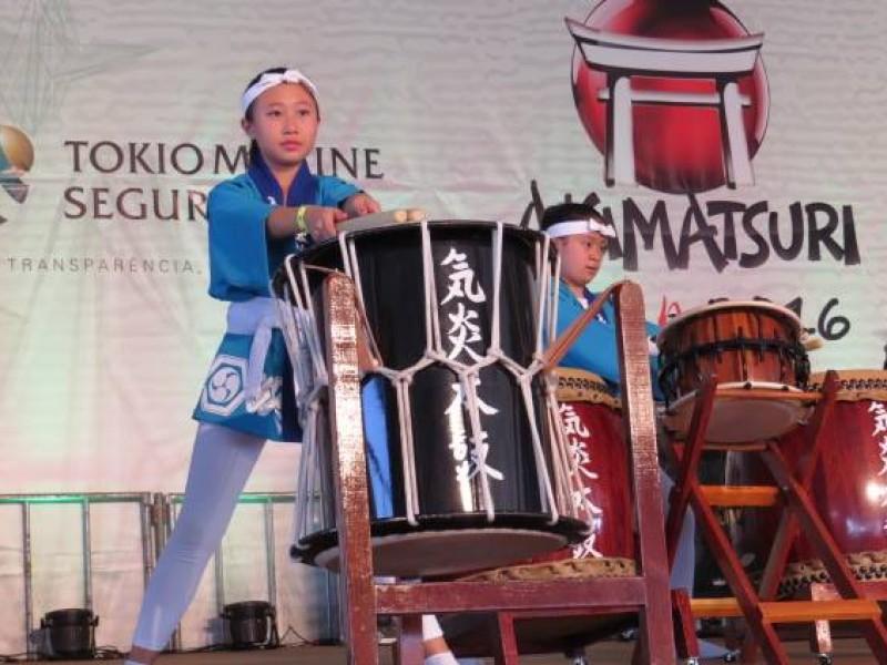 Img: 33º Festival de Outono Akimatsuri recebe grupo de Taiko de São Bernardo do Campo