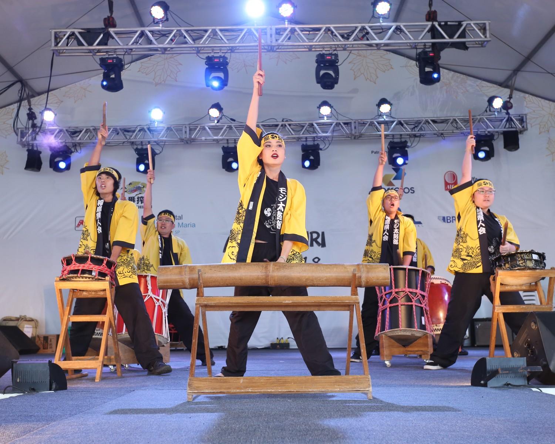 Img: Akimatsuri tem público de 34 mil pessoas no primeiro final de semana