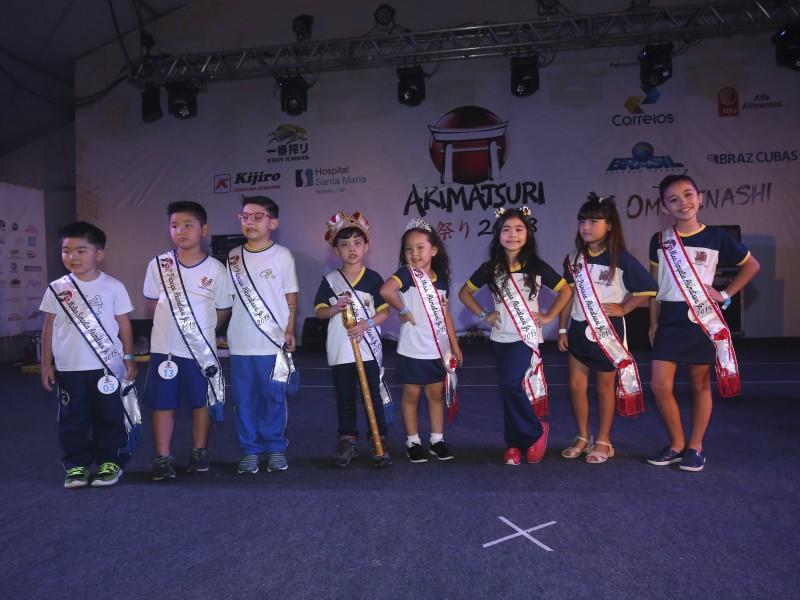 Img: 15º Concurso Miss e Mister Akimatsuri Júnior está com inscrições abertas