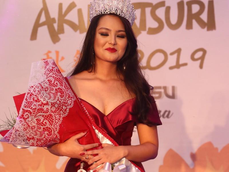Img: Akimatsuri elege sua nova Miss