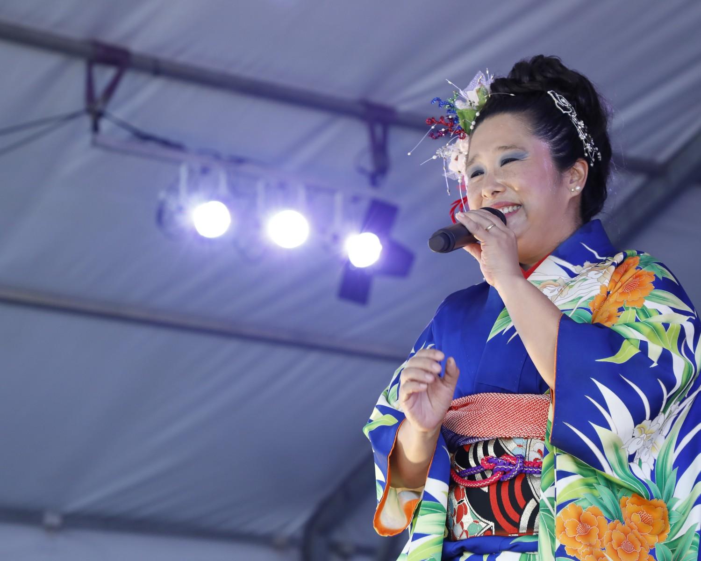 Img: Kiendaiko Taiko e Karen Ito encerram a programação cultural do Akimatsuri 2019