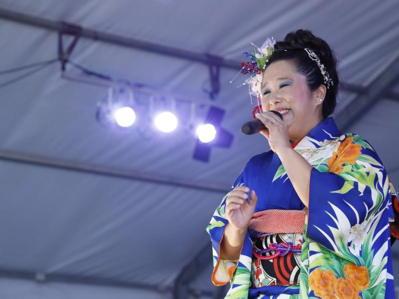 Img: Kiendaiko Taiko e Karen Ito encerram a programação cultural do 34º Akimatsuri