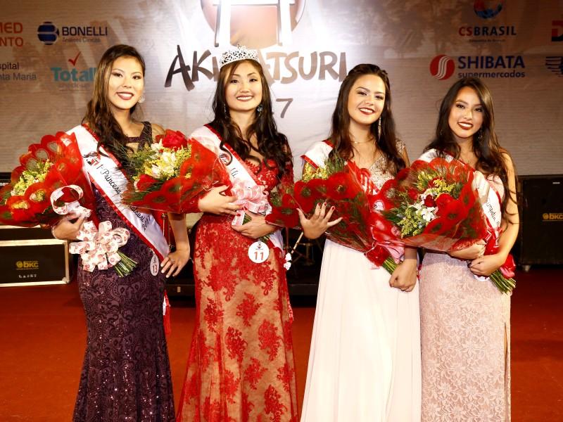 Img: Miss Akimatsuri está com inscrições abertas para jovens nikkeis da região
